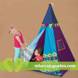 Teepee con Luces