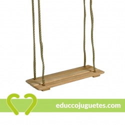Columpio de Tablero de Madera Small Foot