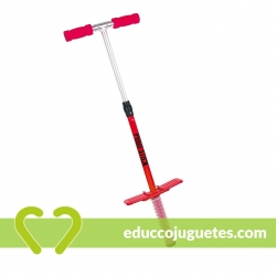 Saltador Rojo Pogo Stick Small Foot
