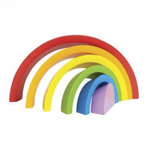 Arcoiris Rainbow Curves